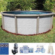 Caspian Semi InGround Pool