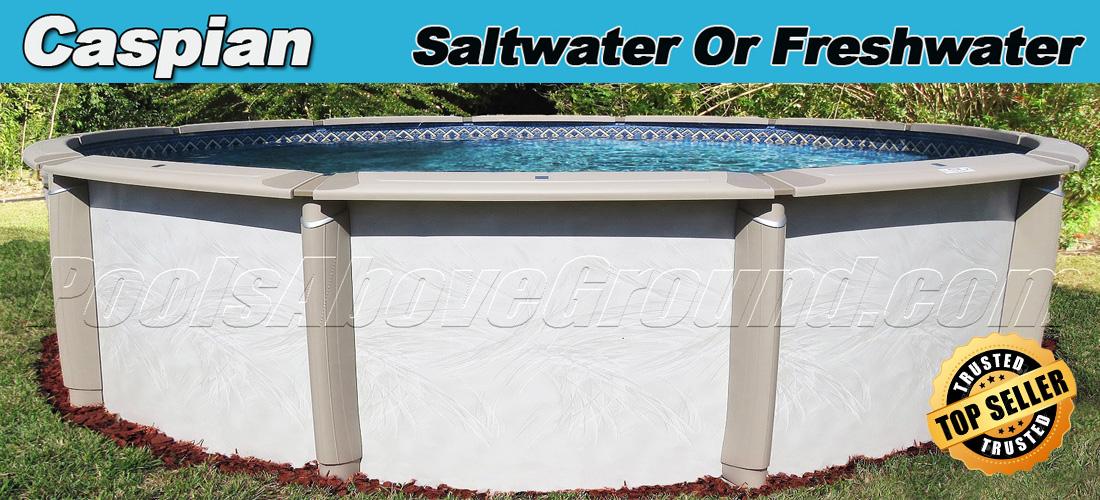 Caspian Saltwater Pool