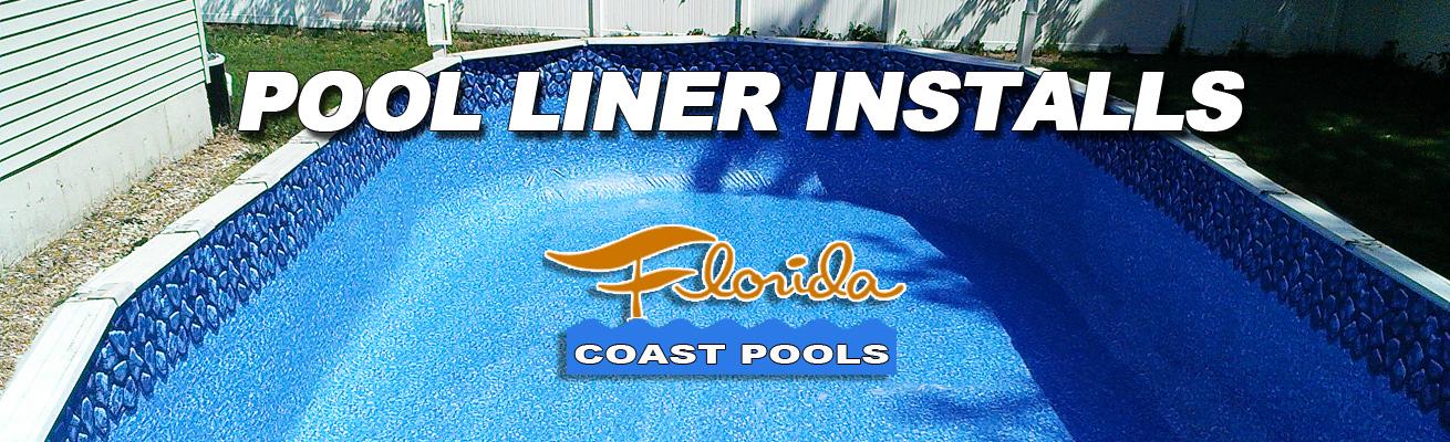 Deltona Above Ground Pool Liner Installer