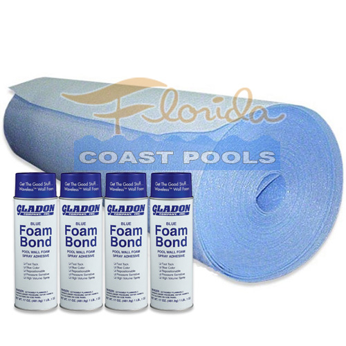 Wall Foam Kit For Above Ground Pools