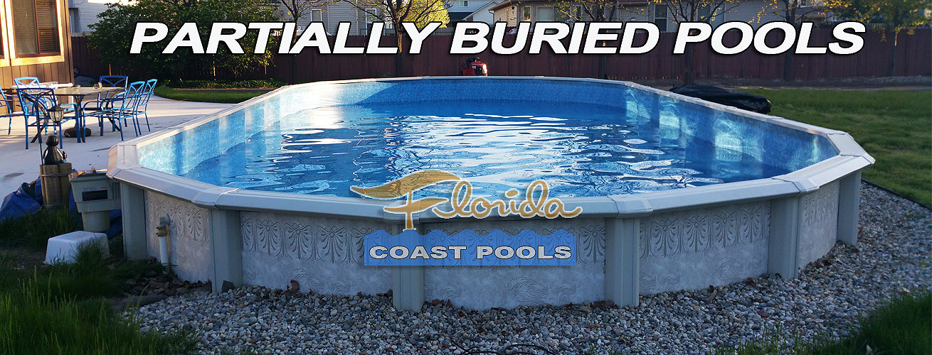 Buried above ground pools in florida - Above ground swimming pools orlando florida ...