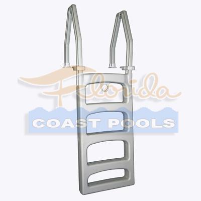 Vinyl Works Above Ground Pool Deck Ladder