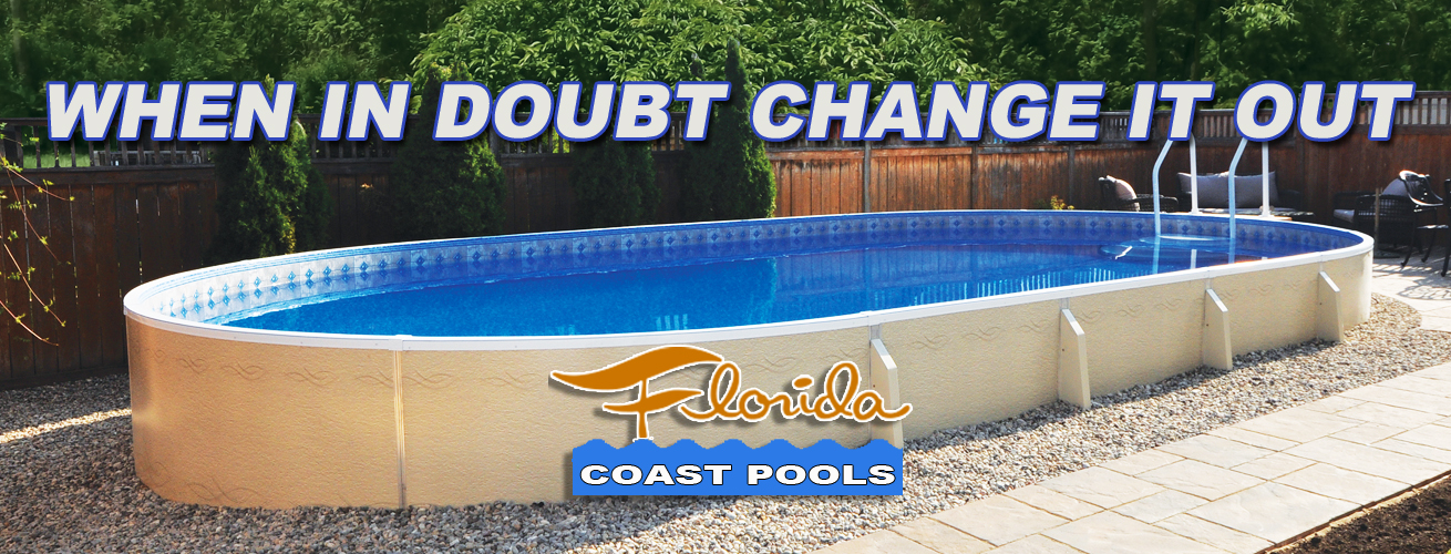Florida above ground pool liners