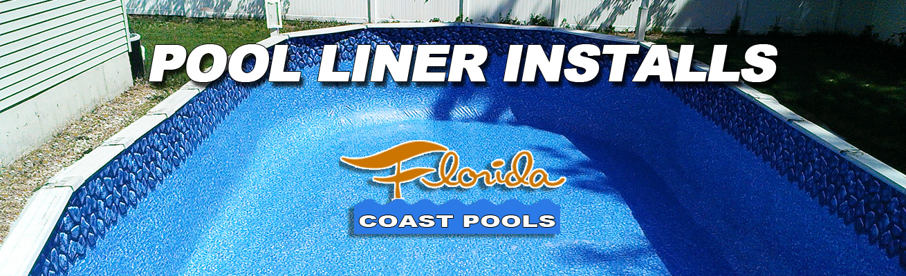Deltona Above Ground Pool Liner Installer