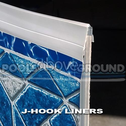 UniBead J-Hook Liners